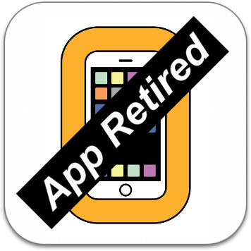 See-Through Screen by Golden Future Apps (iPhone)