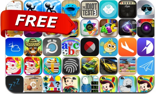 iPhone & iPad Apps Gone Free - December 24, 2015