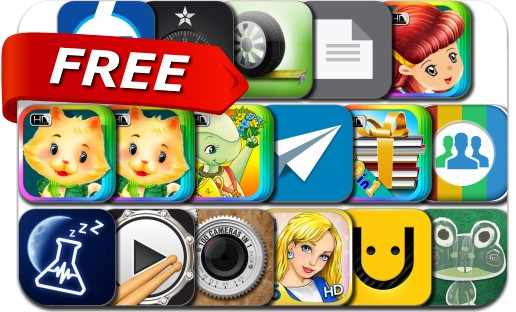 iPhone & iPad Apps Gone Free - June 9, 2014