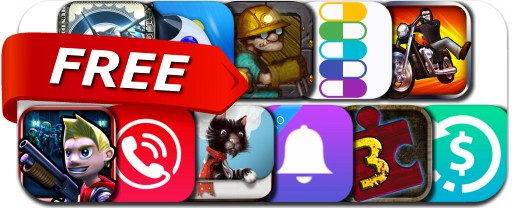 iPhone & iPad Apps Gone Free - November 19, 2016