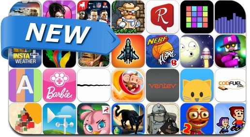 Newly Released iPhone & iPad Apps - September 5, 2014