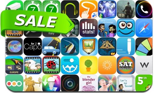 iPhone & iPad App Price Drops - June 12, 2015