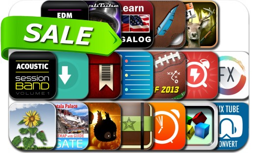 iPhone & iPad App Price Drops - August 25, 2014