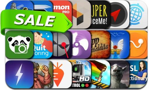 iPhone & iPad App Price Drops - July 18, 2015