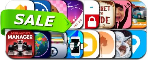 iPhone & iPad App Price Drops - January 29, 2016