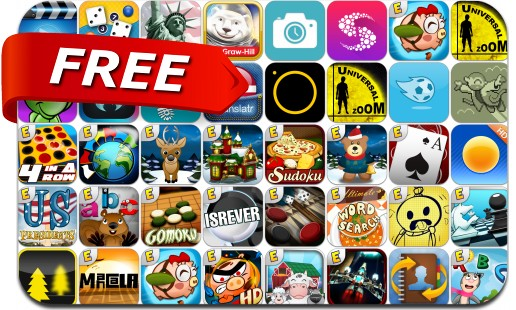 iPhone & iPad Apps Gone Free - March 13, 2015