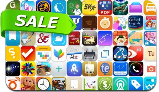 iPhone & iPad App Price Drops - December 16, 2014