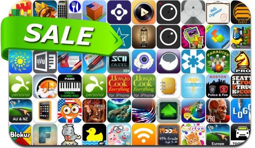 iPhone & iPad App Price Drops - April 4, 2014