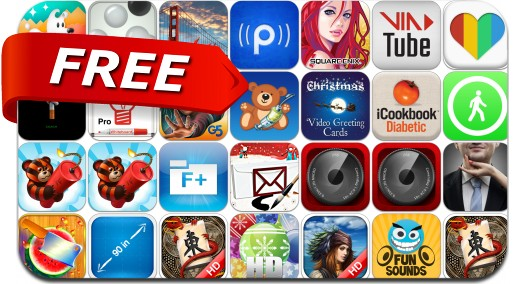 iPhone & iPad Apps Gone Free - December 10