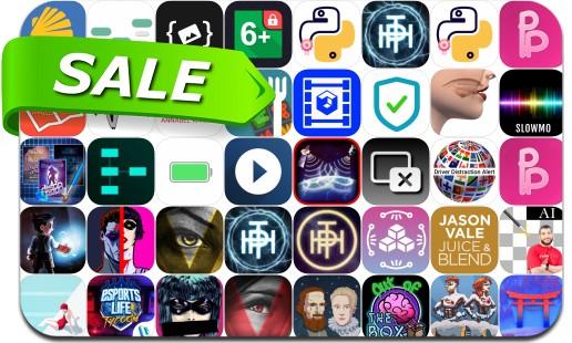 iPhone & iPad App Price Drops - September 7, 2021