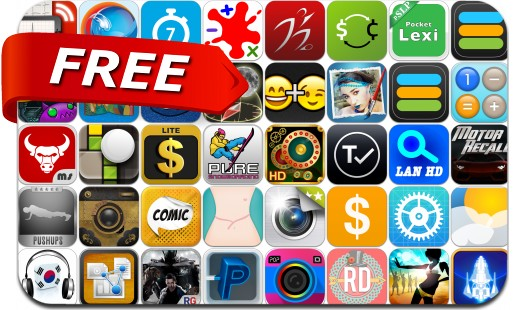 iPhone & iPad Apps Gone Free - December 30