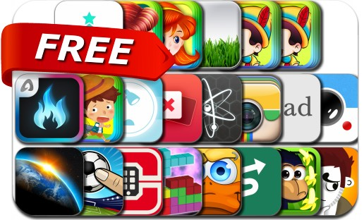 iPhone & iPad Apps Gone Free - December 15, 2014