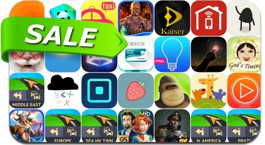 iPhone & iPad App Price Drops - December 11, 2017