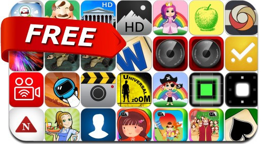 iPhone & iPad Apps Gone Free - August 30, 2014