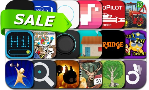 iPhone & iPad App Price Drops - July 24, 2016