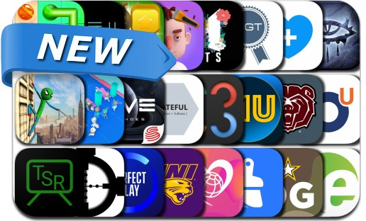 Newly Released iPhone & iPad Apps - August 14, 2020