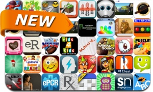 Newly Released iPhone and iPad Apps - January 13