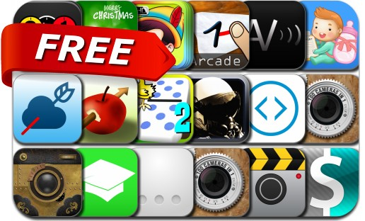 iPhone & iPad Apps Gone Free - August 25, 2014