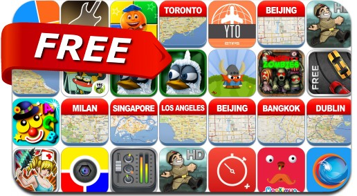iPhone & iPad Apps Gone Free - January 30, 2015