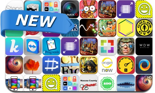Newly Released iPhone & iPad Apps - October 3