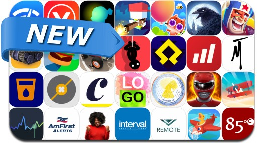 Newly Released iPhone & iPad Apps - November 10, 2018