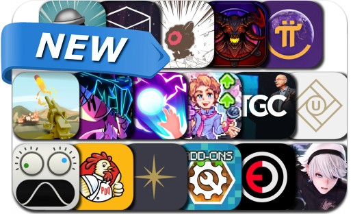 Newly Released iPhone & iPad Apps - April 10, 2021