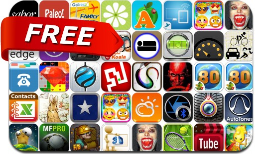 iPhone & iPad Apps Gone Free - June 29