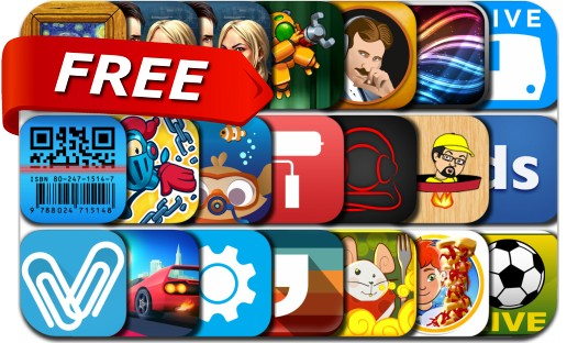iPhone & iPad Apps Gone Free - January 21, 2016