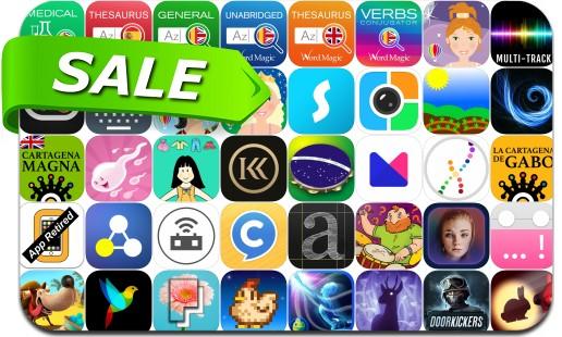 iPhone & iPad App Price Drops - April 1, 2020