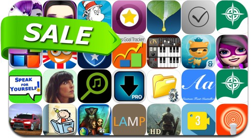 iPhone & iPad App Price Drops - April 1, 2017