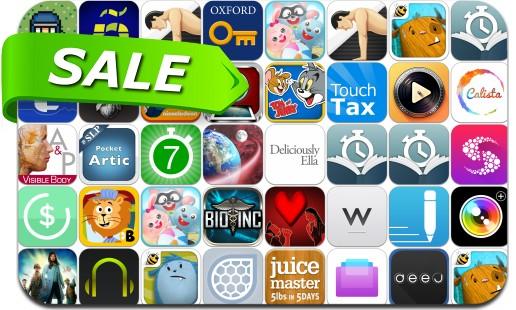 iPhone & iPad App Price Drops - April 17, 2015