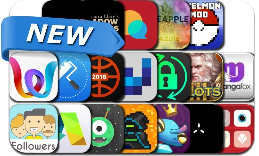 Newly Released iPhone & iPad Apps - March 5, 2016