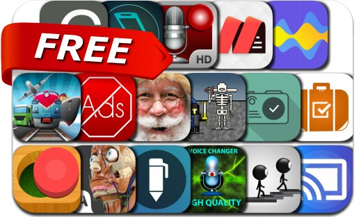 iPhone & iPad Apps Gone Free - January 11, 2017
