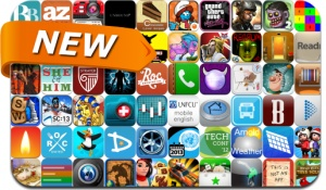 Newly Released iPhone and iPad Apps - December 6
