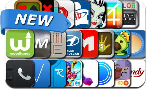Newly Released iPhone & iPad Apps - September 14