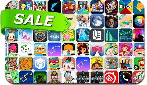 iPhone & iPad App Price Drops - October 30, 2014