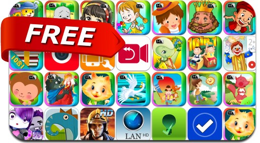 iPhone & iPad Apps Gone Free - November 15, 2014