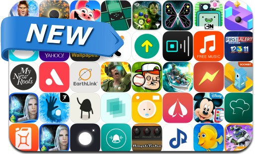 Newly Released iPhone & iPad Apps - December 11, 2015