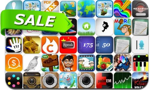 iPhone & iPad App Price Drops - May 13