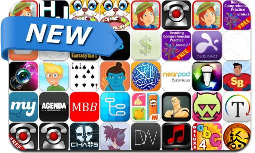 Newly Released iPhone & iPad Apps - July 10