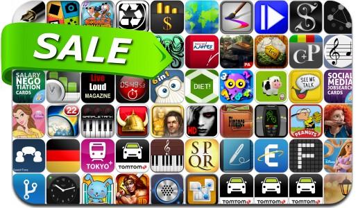 iPhone & iPad App Price Drops - June 27