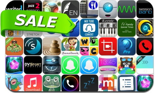 iPhone & iPad App Price Drops - August 26, 2014