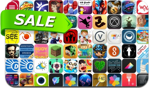 iPhone & iPad App Price Drops - May 20, 2015