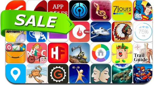 iPhone & iPad App Price Drops - March 22, 2015