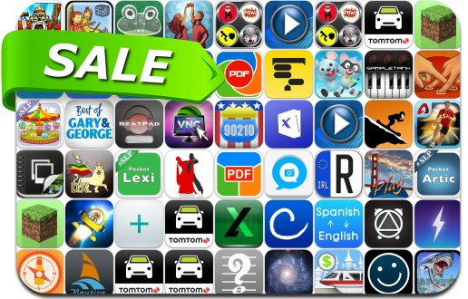 iPhone & iPad App Price Drops - September 18, 2014