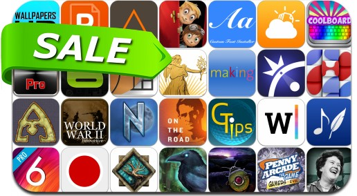 iPhone & iPad App Price Drops - May 4, 2015