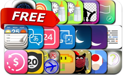 iPhone & iPad Apps Gone Free - May 12, 2018
