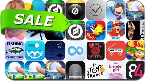 iPhone & iPad App Price Drops - July 21, 2015