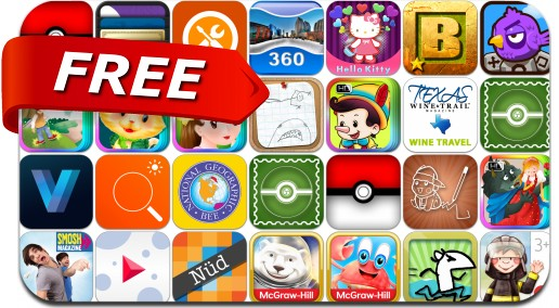 iPhone & iPad Apps Gone Free - February 27, 2014