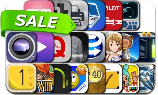 iPhone & iPad App Price Drops - August 5, 2015